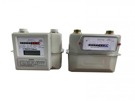 Diaphragm Gas Meters Manufactuer
